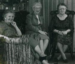 Nana W, Bess, and Nana N.