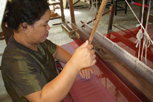 Thai-Silk-Weaver