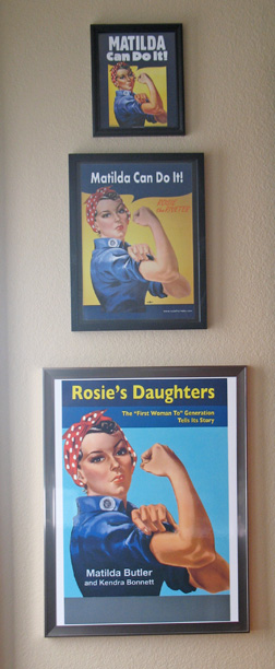 Rosie-Posters-on-Wall
