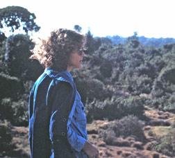 Nancy LaTurner, 1983 in Somalia
