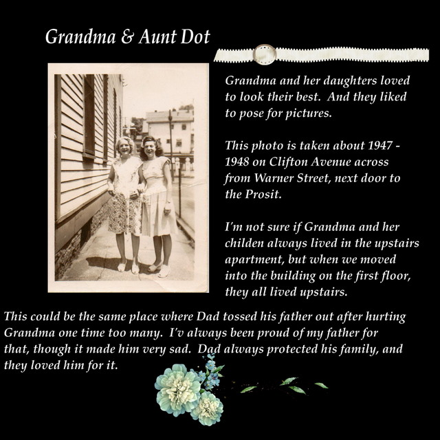 Grandma and Aunt Dot-clifton