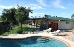 Solar home Phoenix solar Arizona installing solar panels
