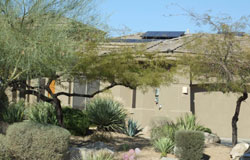 Solar home Phoenix solar Arizona installing solar panels ross
