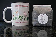 memoir writing gifts, Black Friday and memoir gifts, memoir tea mug