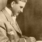 L. Frank Baum failed at many things, such as running a chicken farm, before he wrote THE WONDERFUL WIZARD OF OZ