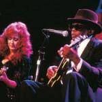 Bonnie Raitt with John Lee Hooker