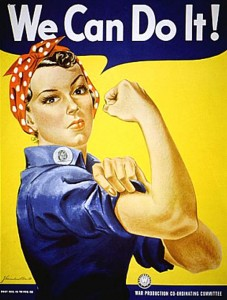 Rosie the Riveter, memoir stories