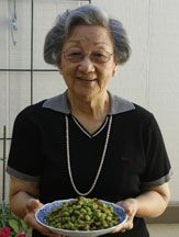 Florence Lin today -- Chinese cook and teacher extraordinaire