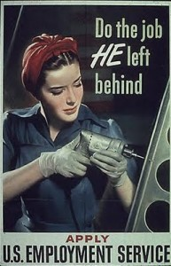 Rosie the Riveter, memoir, family story publishing opportunity