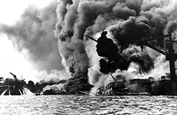 uss-arizona-burning, memoir writing