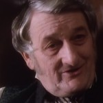 "Shakespearean actor, Peter Jeffrey as Bulstrode in the BBC ""Middlemarch"""