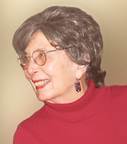 Barbara Scheiber, author