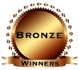 Bronze award winners for memoir writing