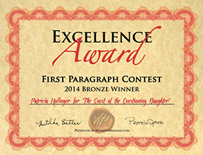 Memoir Writing Contest Award