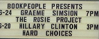 Hillary Rodham Clinton memoir