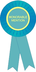 memoir writing contest Honorable Mentions