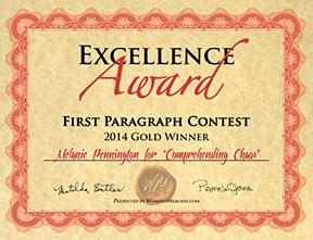 memoir contest winner