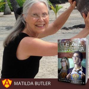Matilda Butler, authorpreneur