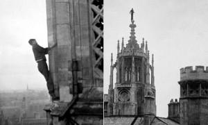 "From the Memoir ""The Night Climbers of Cambridge"" by Whipplesnaith"