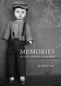 Book cover for Memories of the Spanish Civil War