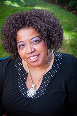 Sharon C Jenkins author and book marketer