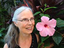 Matilda Butler in Hawaii