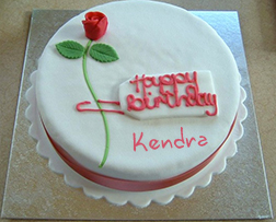 Kendra Bonnett's Birthday