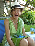 Memoir author Glynne Hiller