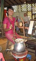 Thai-Silk-Cocoons